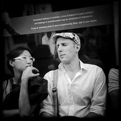 MRT (Singapore) - 9.11.11 (rpmaxwell) Tags: portrait people urban bw public subway singapore publictransportation metro candid lofi portraiture persons mrt unposed subways wmata iphone iphoneography iphoneographie hipstamatic