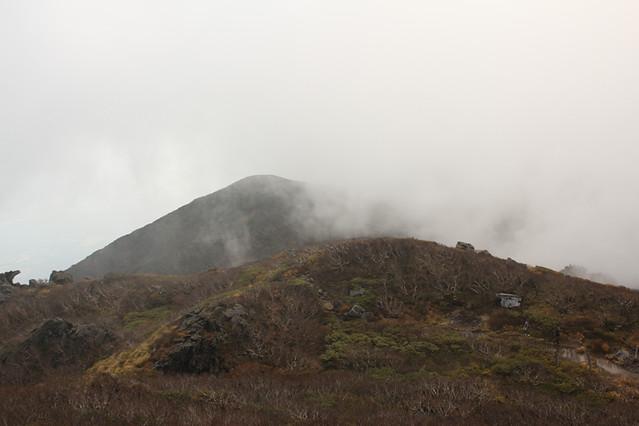 岩木山下山