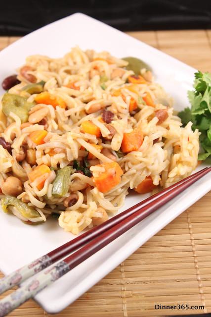 Day 286 - Veggie Noodles