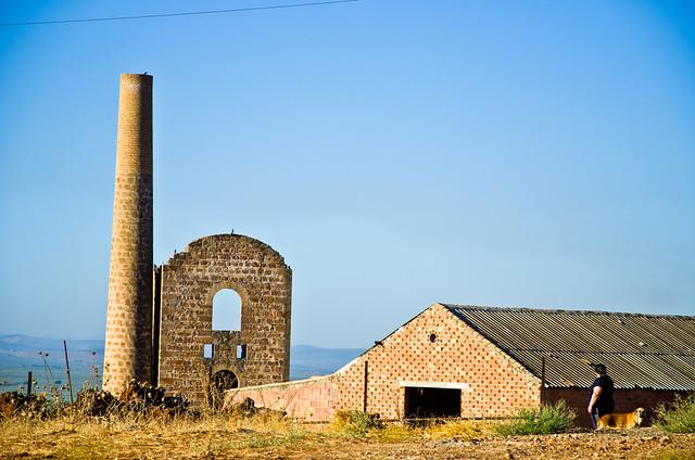 Ruinas Mineras. 1