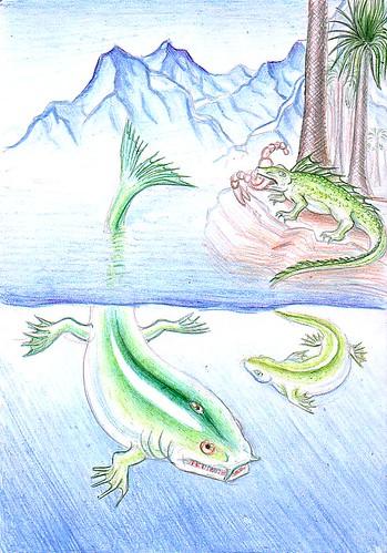 Primii amfibieni