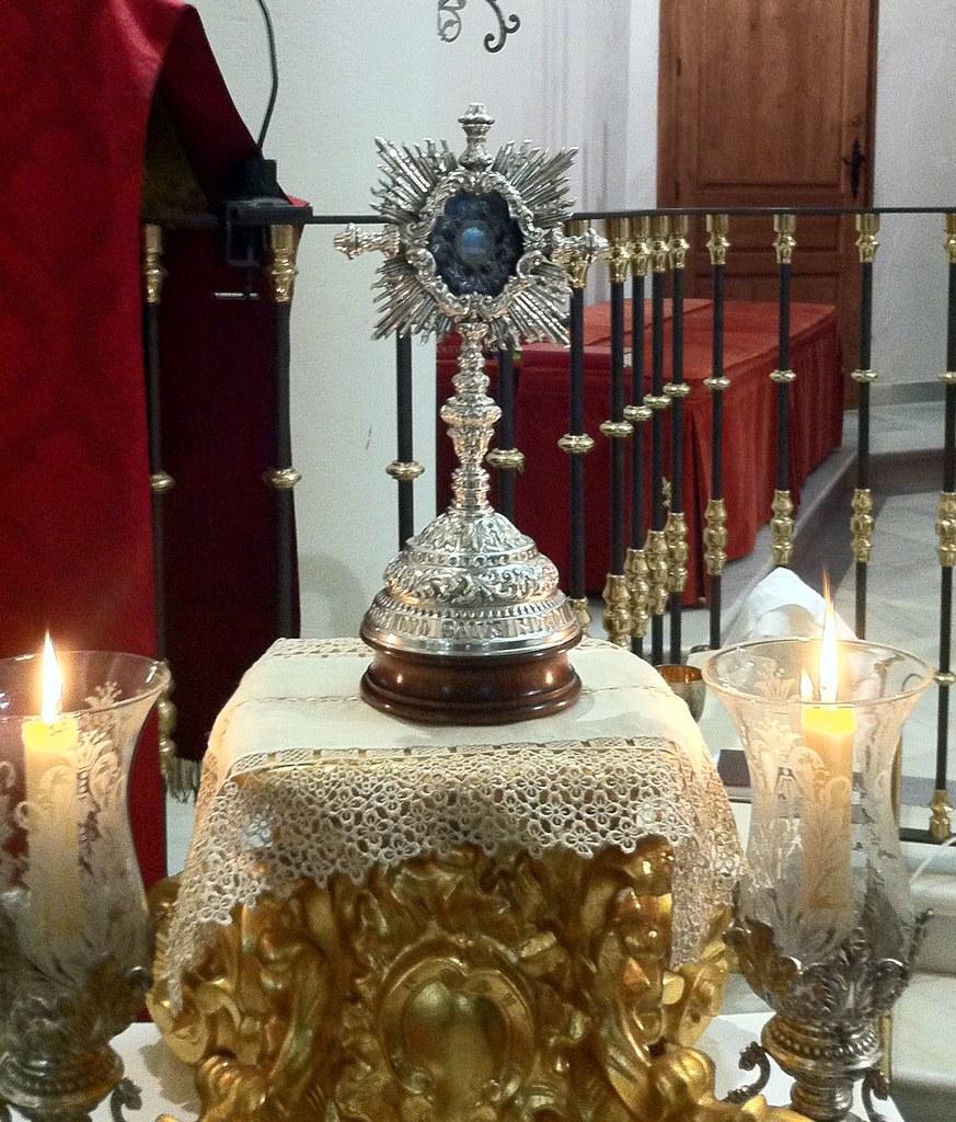 Relicario del Santo Lignum Crucis