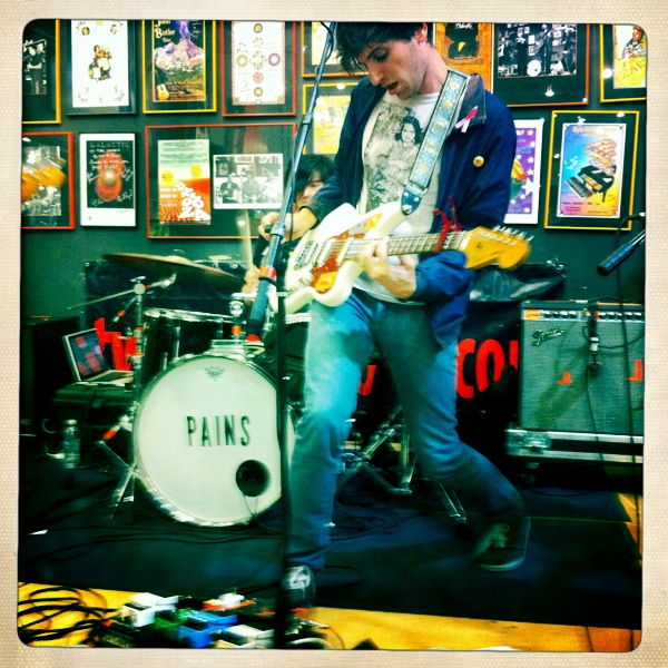 the Pains of Being Pure at Heart ::: Twist & Shout ::: 10.12.11