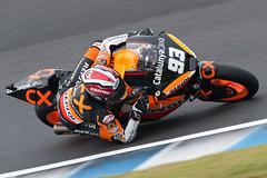 Marc Marquez (T.Tanabe) Tags: japan grand prix motogp motegi marquez 500mmf4dii tc14eii 2011 ツインリンクもてぎ 日本グランプリ moto2 nikond3 grandprixofjapan marcmarquez マルク・マルケス マルケス