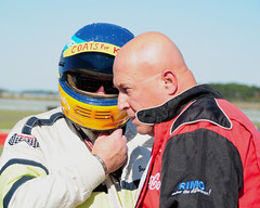 Comparing Notes (samfeinstein) Tags: dan hall nikon terry coats 18200 karting vr d300 terryhall rieck coatsforkids njmp danrieck