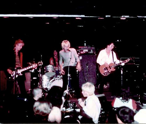1978 - Victims @ Max's Kansas City (Steve Berman Collection)02