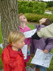 permission to use Family of Arbor Adventurers discover the Hidden Gardens special plant collection