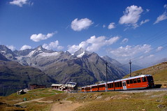 Zermatt (tttske_C) Tags: train switzerland zermatt