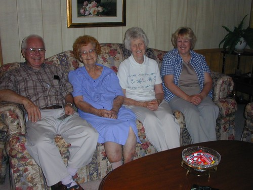 The Matriarch with Two Daughters and One Son-in-law