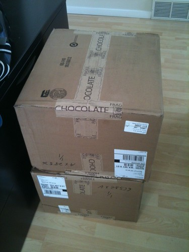 Boxes o' Chocolate