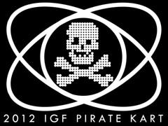 2012 IGF Pirate Kart