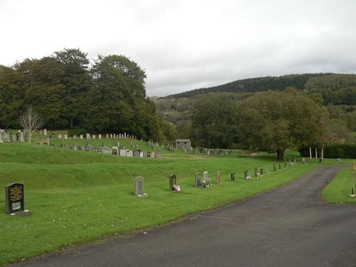 Moffat cemetery.