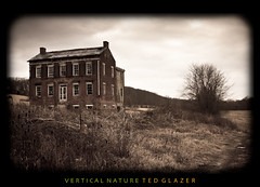 Decrepit Barn House-Alt (Ted Glazer: Vertical Nature Photography) Tags: old buildings worn decrepit tedglazer verticalnature