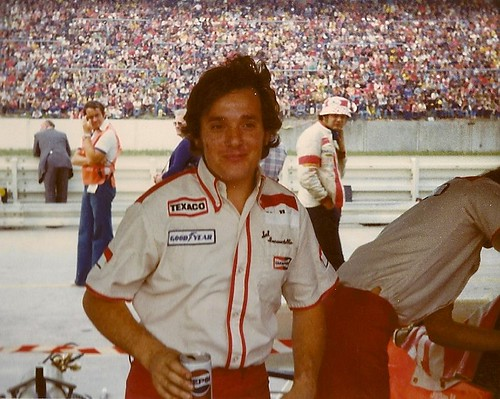 A young whippersnapper - McLaren at Hockenheim