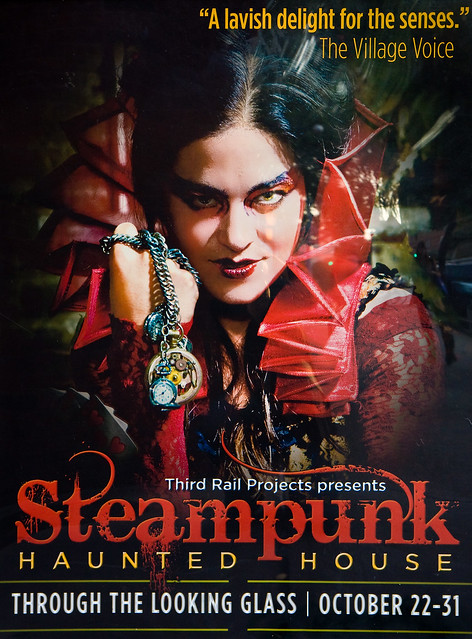 Steampunk Haunted House, 2011