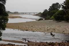 Ngakawau River mouth