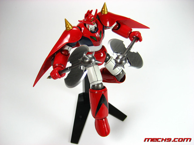 Getter Dragon Revoltech
