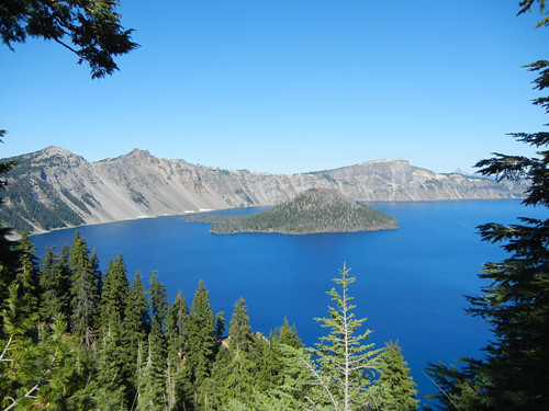 Crater Lake, Oregon _ 6598