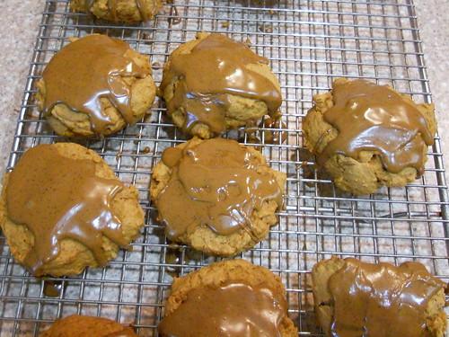 pumpkin spice cookies 060