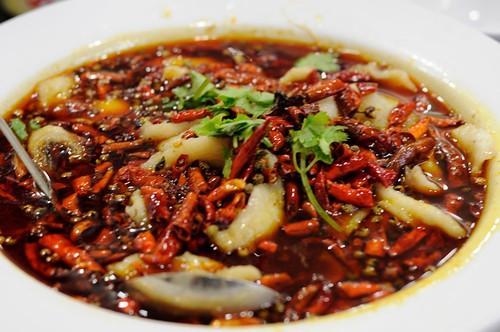 Shui Zhu Yu @ Chengdu Restaurant, Singapore