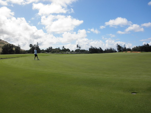 Turtle Bay Colf Course 272