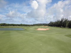 Turtle Bay Colf Course 258