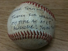 Farewell Baseball