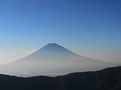 Mt.Fuji (mistymoon *R) Tags: autumn sky mist nature japan october scenery hakone mtfuji