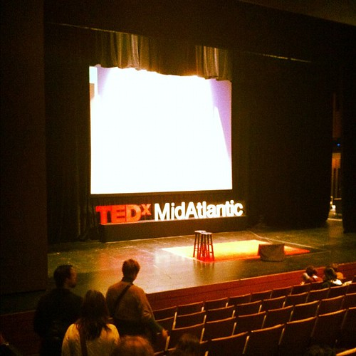 Ready for #TEDxMid!!