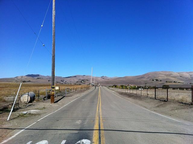 Morgan Territory Rd.