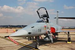 ROAF F5 (Ciaranchef's photography.) Tags: day power air f16 25th viper usaf fs warthog a10 osan 2011 rokaf osanab 51stfw osanairpowerday2011
