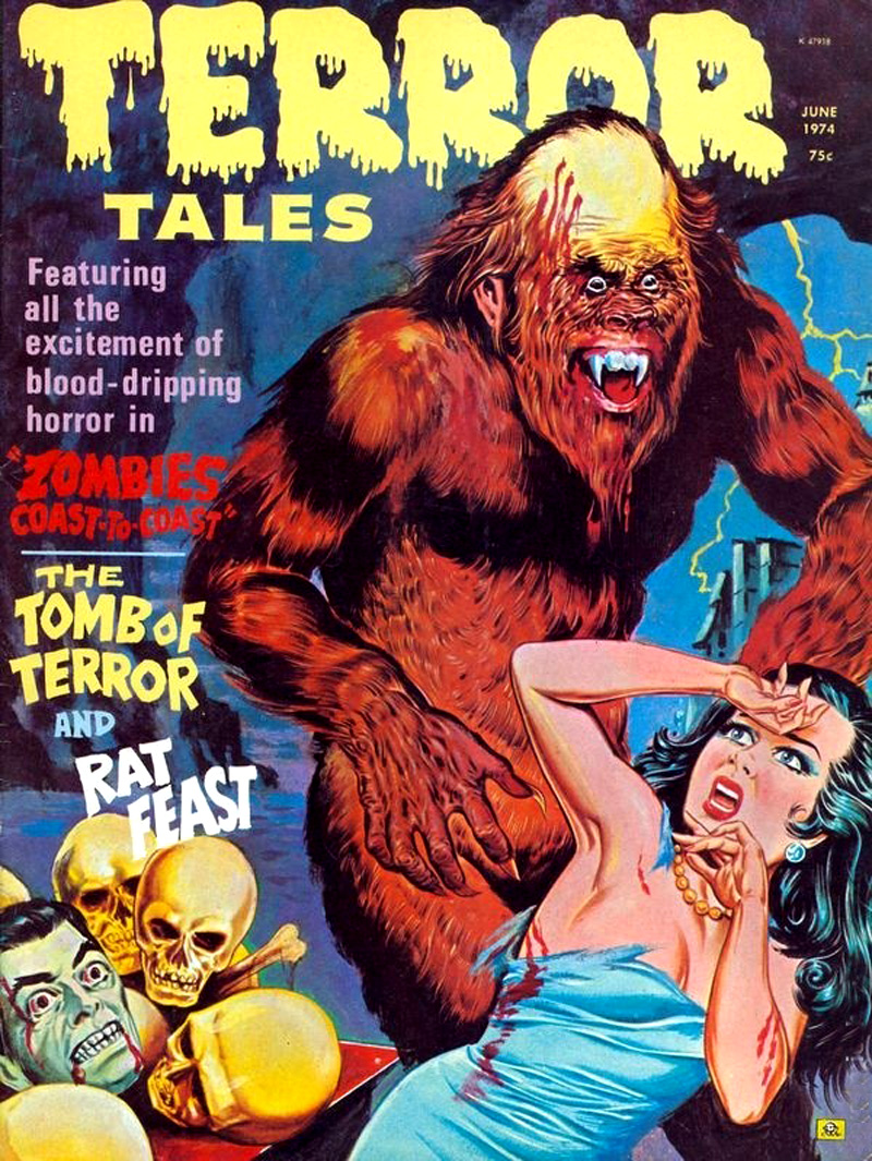 Terror Tales Vol. 06 #3 (Eerie Publications, 1974)