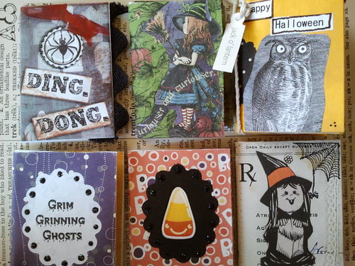 Spooky Tiny Book Swap 3