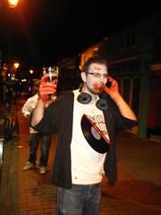 Zombie phone call