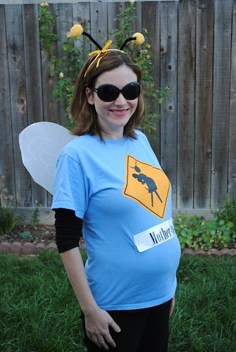 Happy Halloween, went as Mother to BEE