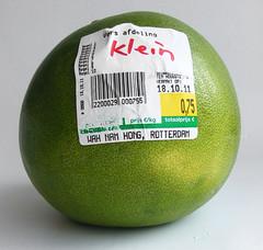 Kleine pomelo