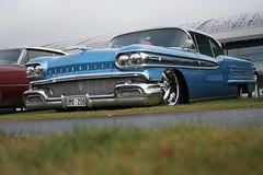 Oldsmobile 1958 (Drontfarmaren) Tags: oktober classic car power sweden american 1958 sverige 28 oldsmobile kristinehamn höstmarknad