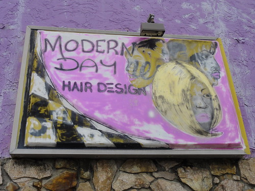 Modern Day Hair Design