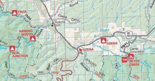 Omega Mappage