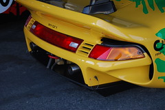 Rohr 1996 Porsche 911 GT1, diffuser, tail lamps spoiler (wbaiv) Tags: california backup red cars reunion car yellow price bar turn lens fun lights amber monterey nikon automobile tank power wind loop rear 911 1996 performance engine fast vehicles signals mans le porsche transportation vehicle catch bulbs precision 1997 brake covers lamps 1855mm laguna 1855 gasoline too expensive seca rohr iv economy radiator tow premium automobiles taillights breather internal alms efficiency 993 adjustable combustion handling gt1 f4556 rennsport roadholding d40x rubbersidedown antiroll shinysideup redpart