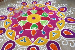 Someone Else Got To The Kolam (lets.book) Tags: jamie malaysia diwali kolam deepavali kampar letsbook  kampargrandhotel