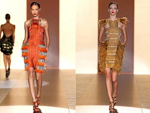 Gucci-Primavera-Verano-2011-vestidos-plumas