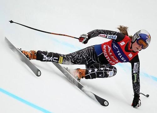 esquiadoras-cañon-Lindsey-Vonn