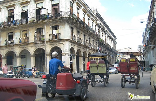 Cuban Vehicles on the Roads of Havana