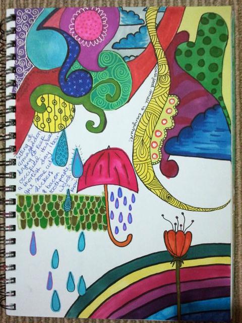 Armageddon Doodles