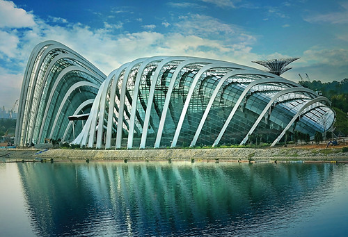 Gardens by the Bay – Singapore by William Cho
