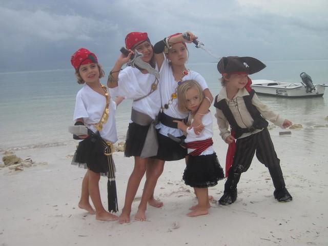 Halloween in the Bahamas