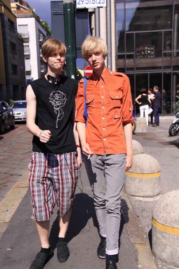 Milan2011.7.11_001Magnus Alinder&Johan Erik Goransson