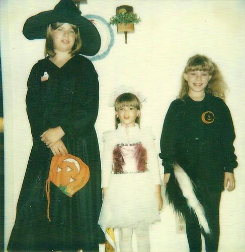 Halloween 1989.