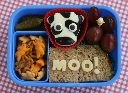 moo cow bento box
